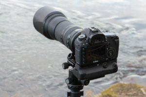 Canon 5D Mark III + Tamrom 150-600