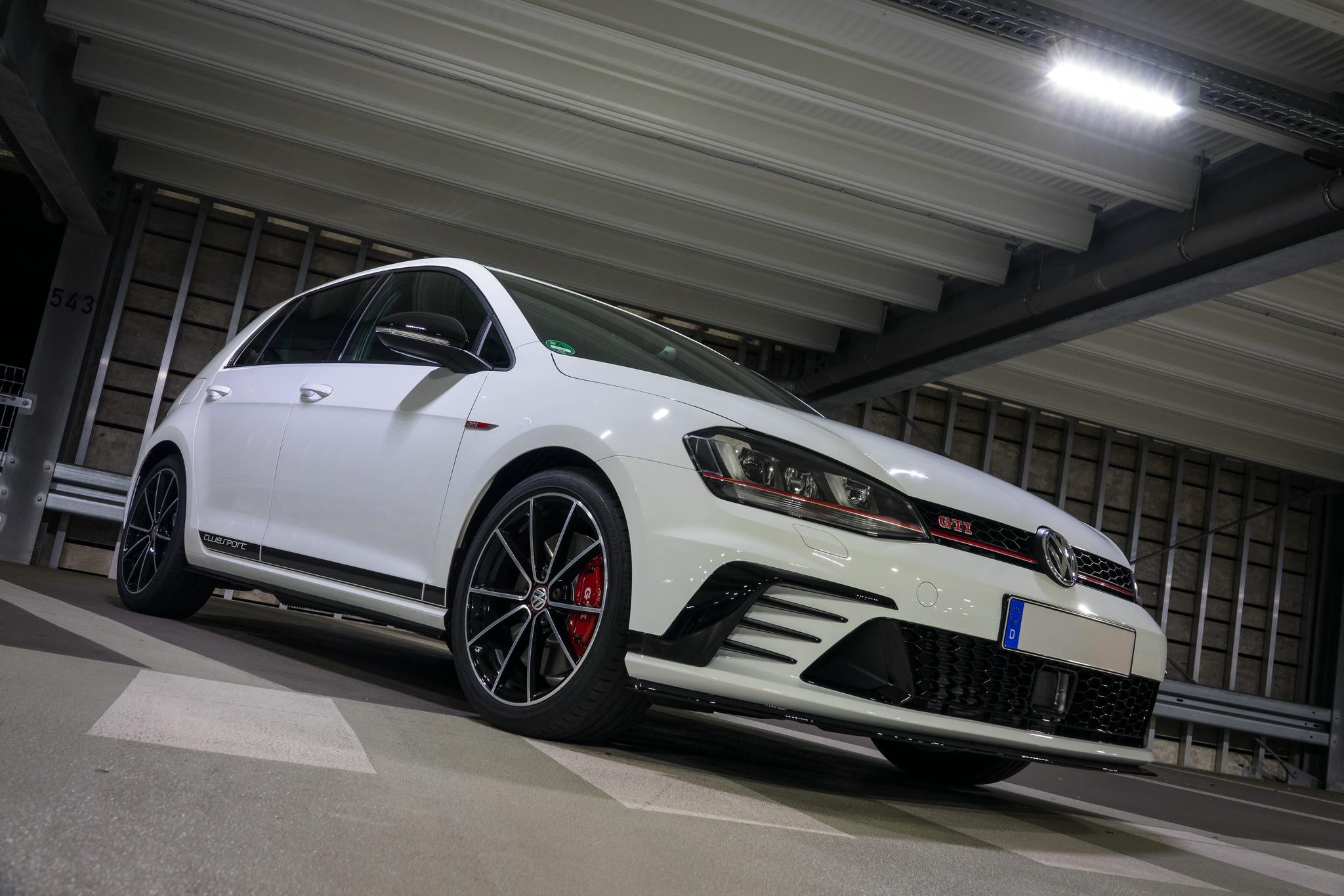 VW Golf 7 GTI Clubsport